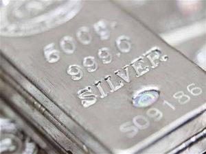 lingotto in argento